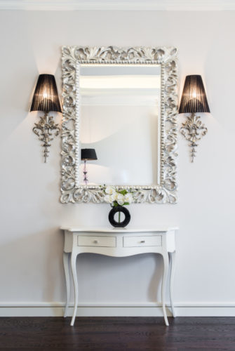 How To Hang Hand Mirrors on Wall