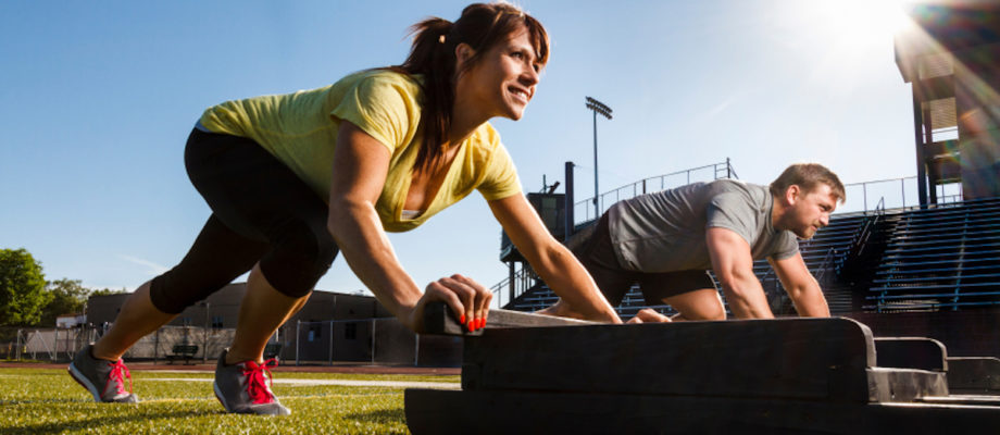 How To Get Your Fitness Routine Back On Track – With Your Partner