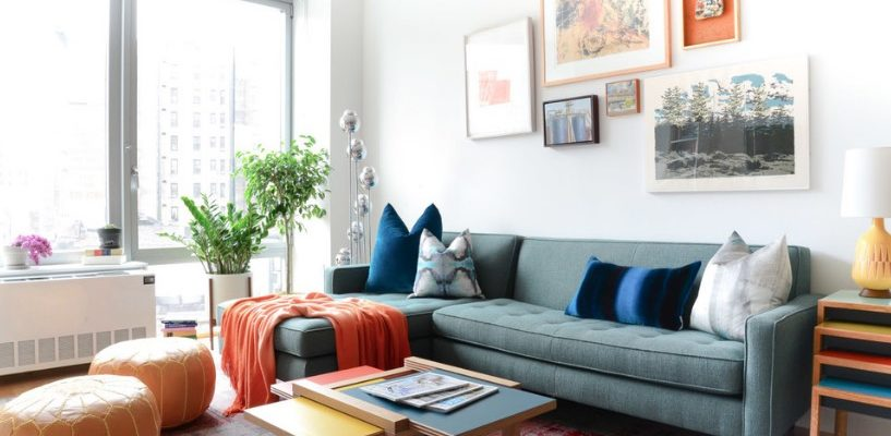 5 Chic Home Decorating Ideas