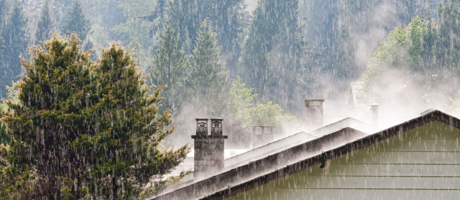 5 Ways Heavy Rains Can Damage Your Home