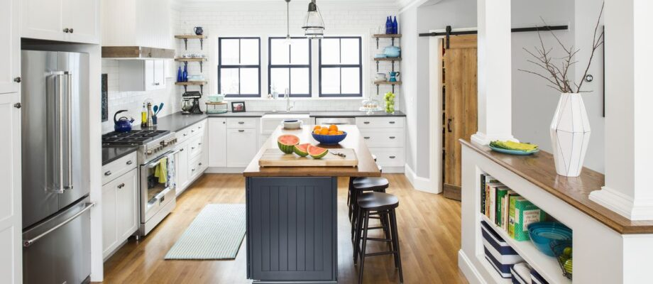 Revitalize Your Home by Remodeling your Kitchen