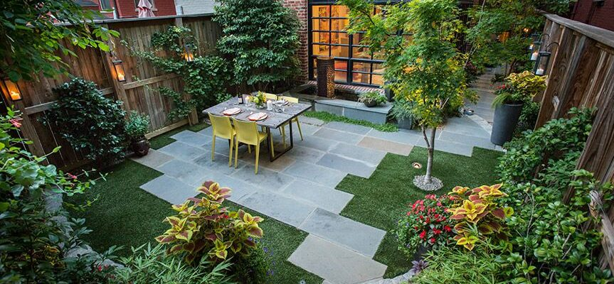 Concrete Jungle: How to maximise your small balcony or garden space