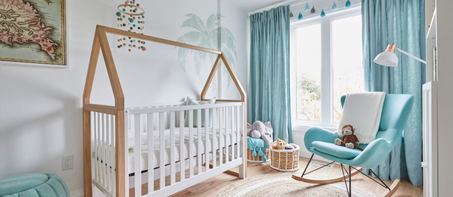 5 Tips for Decorating Your Baby Nursery